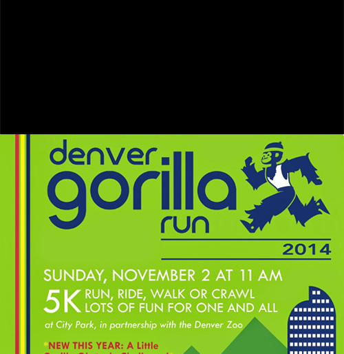 Gorilla Run Design