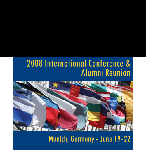 Duke Law International Reunion Design